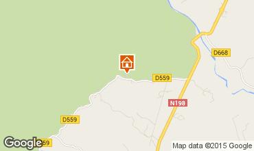 Mapa Porto Vecchio Casa 91970
