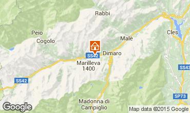 Mapa Commezzadura Apartamentos 93308