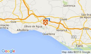 Mapa Vilamoura Casa 105518