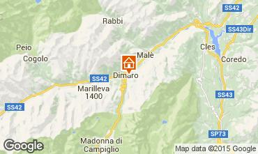 Mapa Dimaro Apartamentos 74973