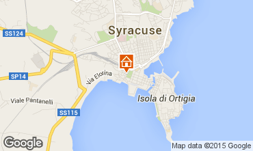 Mapa Siracusa Vivenda 48546