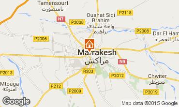 Mapa Marraqueche Apartamentos 51678