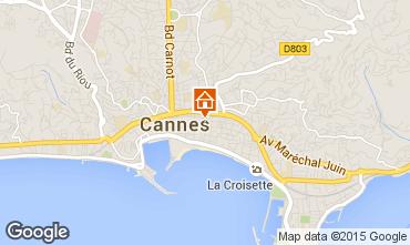 Mapa Cannes Estúdio 33342