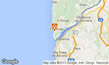 Mapa Vigo Apartamentos 97659
