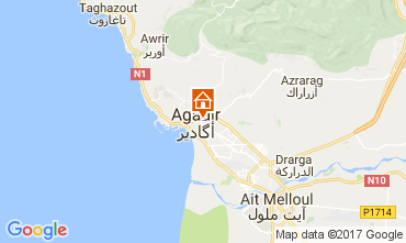 Mapa Agadir Est�dio 26777
