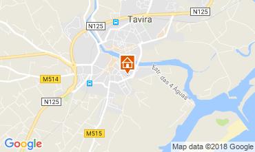 Mapa Tavira Casa 115150