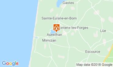 Mapa Aureilhan Mobil Home 117235