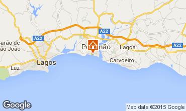 Mapa Praia da Rocha Apartamentos 39054