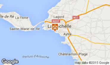 Mapa La Rochelle Apartamentos 7060