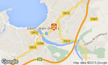 Mapa Saint Jean de Luz Estúdio 88053