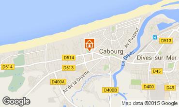 Mapa Cabourg Casa 10768