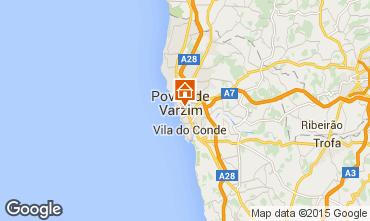 Mapa Vila do Conde Apartamentos 59926