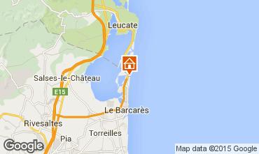 Mapa Le Barcares Estúdio 6336