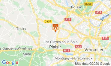 Mapa Versailles Vivenda 65060
