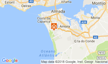 Mapa Fonte da Telha Vivenda 115596