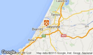 Mapa Biarritz Estúdio 55368