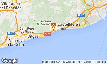 Mapa Barcelona Vivenda 95047