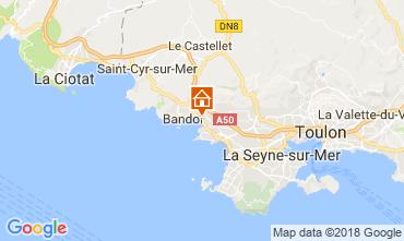 Mapa Sanary Estúdio 114751
