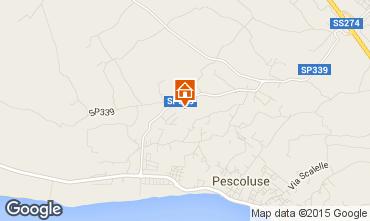 Mapa Pescoluse Vivenda 94326