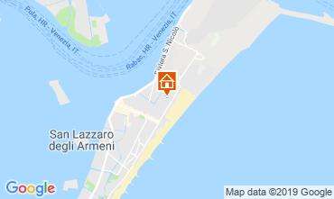 Mapa Veneza Apartamentos 118126