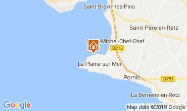 Mapa Pornic Casa 113169