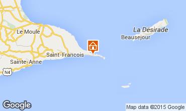 Mapa Saint Francois Vivenda 75288