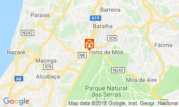 Mapa Porto de Mós Vivenda 116584