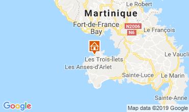 Mapa Trois Ilets Estúdio 81817