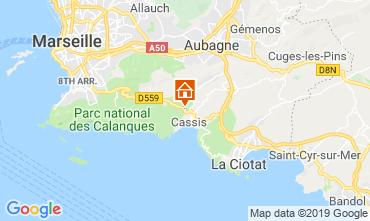 Mapa Cassis Vivenda 118042