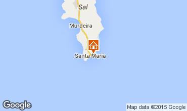 Mapa Santa Maria Est�dio 96051