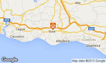 Mapa Albufeira Vivenda 70463