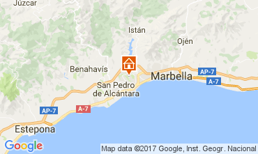 Mapa Marbelha Vivenda 107876