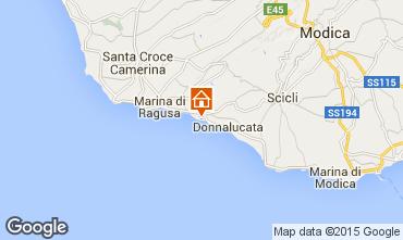 Mapa Marina di Ragusa Casa 81964