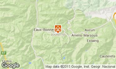 Mapa Gourette Apartamentos 4185