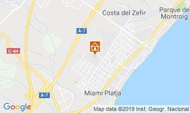 Mapa Miami Playa Vivenda 113957