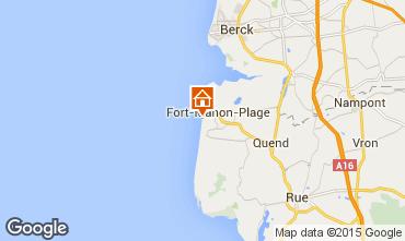Mapa Fort Mahon Estúdio 67525