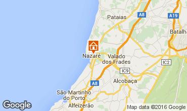 Mapa Nazar� Apartamentos 78988