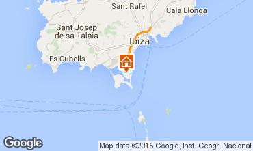 Mapa Ibiza Vivenda 95070