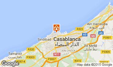 Mapa Casablanca Apartamentos 74338