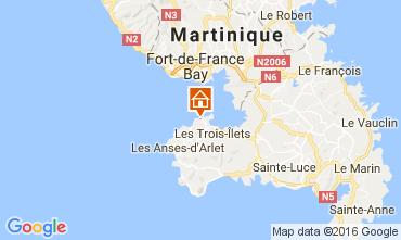 Mapa Trois Ilets Apartamentos 107060