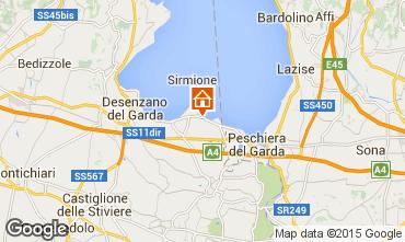 Mapa Sirmione Apartamentos 99526