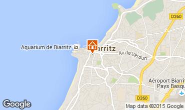 Mapa Biarritz Estúdio 30085