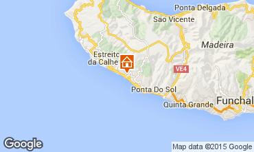 Mapa Calheta Casa 35682