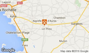 Mapa La Rochelle Casa 102517