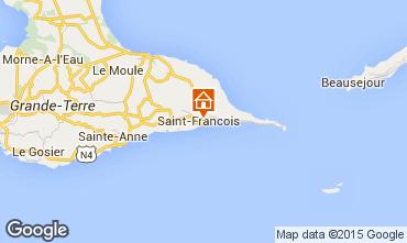 Mapa Saint Francois Vivenda 98024