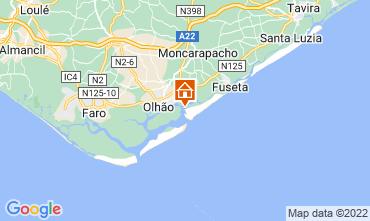 Mapa Olhão Casa 72249