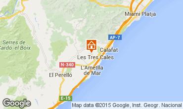 Mapa Tarragona Vivenda 98922