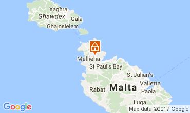 Mapa Mellieha Vivenda 31305