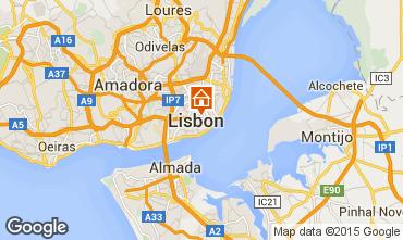 Mapa Lisboa Apartamentos 55241