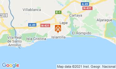 Mapa Islantilla Vivenda 57396